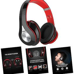 Mpow 059 Bluetooth Headphones Over Ear, Hi-Fi Stereo Wireles