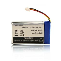 1500mAh Replacement Battery for Corsair Void Gaming headset