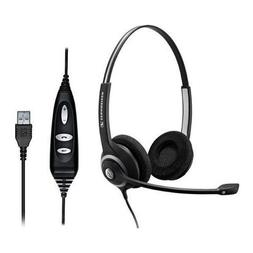 Sennheiser 504408 SC 260 USB ML Headset for Microsoft Lync