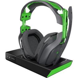 Logitech 939-001517 A50 WIRELESS HEADSET+BASE XB1(GREY/GREEN
