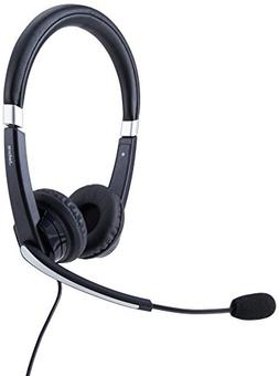 Jabra UC VOICE 550 MS Duo Lync Optimized Corded Headset for