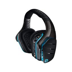 Logitech G933 Gaming Headset Wireless 7.1 Surround, 981-0005