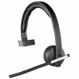 Logitech Wireless Headset H820e Single-Ear Mono Business Hea