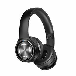 Picun P26 Bluetooth Headphones Over Ear Headset 30H Playtime