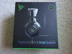 Razer - Mano'war Wired 7.1 Virtual Surround Sound Gaming Hea