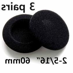 SOFTROUND Foam Pad Ear Cover for Philips Sony Headphones-3pa