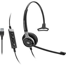 Sennheiser SC 630 USB ML  - Single-Sided Business Headset |