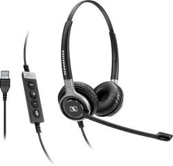 Sennheiser SC 660 USB ML  - Double-Sided Business Headset |