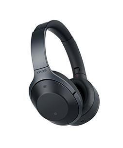Sony - Mdr-1000x Over-the-ear Wireless Hi-res Headphones - B