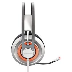 Steelseries - Siberia 650 Wired 7.1 Gaming Headset - White