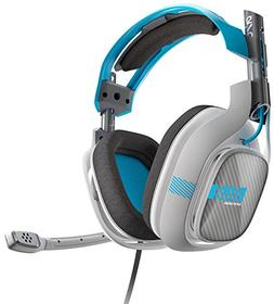 ASTRO Gaming A40 Headset + Mixamp M80 - Light Grey/Blue - Xb