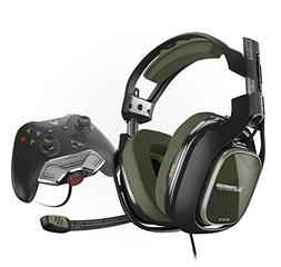 ASTRO Gaming A40 TR Headset + MixAmp M80 - Black/Olive - Xbo