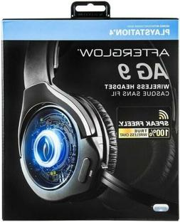 PDP Afterglow AG 9+ Wireless Headset For PlayStation 4, Blac
