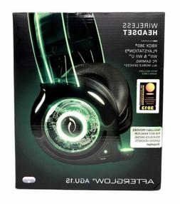 Afterglow Wireless Headset For XBOX 360,PlayStation 3,Wii &