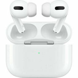 Apple AirPods Pro with Wireless Charging Case - White - Bran