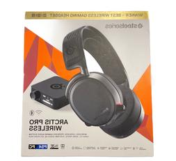 SteelSeries Arctis Pro Wireless Gaming Headset - Lossless Hi