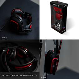 ASTRO Gaming A40 TR Mod Kit Noise Cancelling Conversion RED