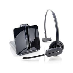 Avaya Compatible Plantronics CS540 VoIP Wireless Headset Bun