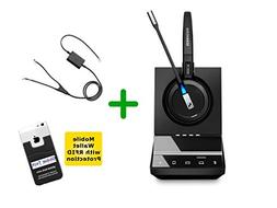 Avaya Compatible Sennheiser SDW 5015 Wireless Headset Bundle