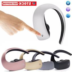 bluetooth headphone wireless stereo headset with hd