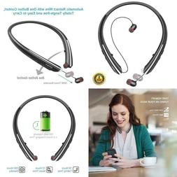 Bluetooth Headphones, Doltech Wireless Neckband Headset With