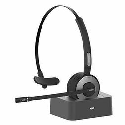 Bluetooth Headset for Cell Phone,YAMAY Wireless Headset with