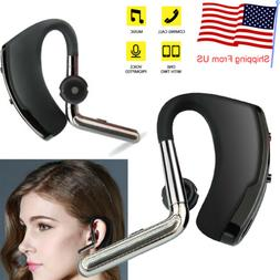Bluetooth Headset Wireless Stereo Earphone Built IN Mic for