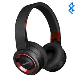 Bluetooth Wireless Headphones Over Ear Headset Noise Cancell