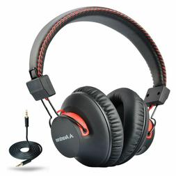 Avantree BTHS-AS9-BLK Audition Over-Ear Bluetooth Headset