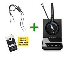 Cisco Compatible Sennheiser SDW 5015 Wireless Headset Bundle