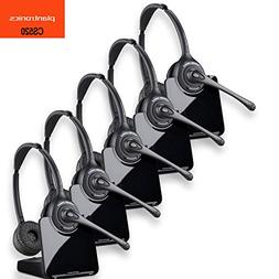 Plantronics CS520 Wireless Headset System - 5 Pack