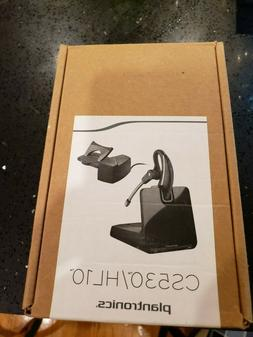 Plantronics CS530/HL10 Wireless DECT Headset System with Han