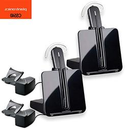 Plantronics CS540 Wireless Headset System + HL10 Handset Lif