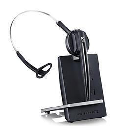 Sennheiser D 10 USB ML Wireless DECT CAT-iq Mono Headset - O