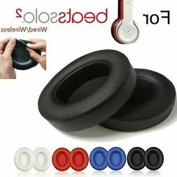 Ear Pad Cushion Replacement For Beats Dre Solo 2 Solo 3 Wire