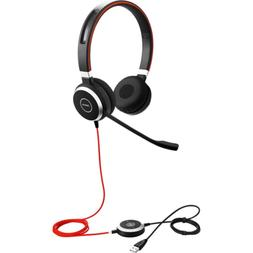 evolve 40 uc stereo wired