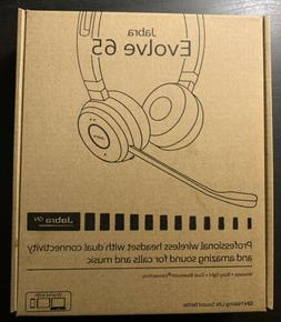 Jabra Evolve 65 Wirelessheadsets