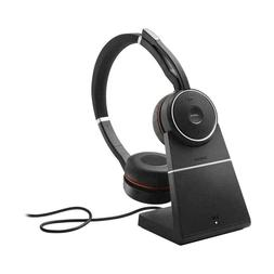 Jabra Evolve 75 UC Stereo Bluetooth Headset with USB Adapter