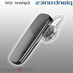 Plantronics Explorer 500 Mobile Bluetooth HD Voice Headset