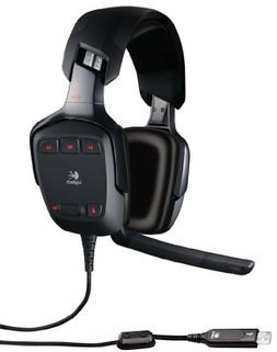 Logitech G35 7.1-Channel Surround Sound Headset