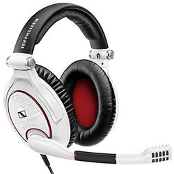 Sennheiser G4ME ZERO PC Gaming Over-Ear Headset - White