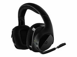 Logitech G533 Wireless Black Headband Headsets for PC