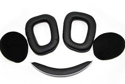 G930 Headset Replacement Earpads and Headband Compatible wit
