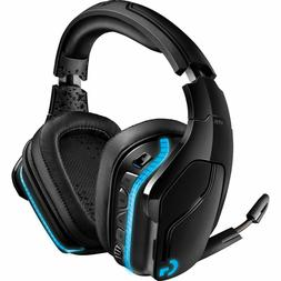 Logitech G935 Wireless 7.1 Surround Sound LIGHTSYNC RGB Gami