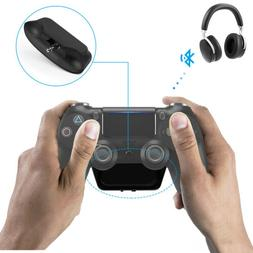 Game Controller Bluetooth Stereo Headset Adapter Wireless Au