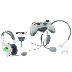 Insten 2 Pack Gaming Chat Live Headset With Microphone Compa