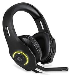 Gaming Headset for Xbox One S, X, PS4, PC with Soft Breathi