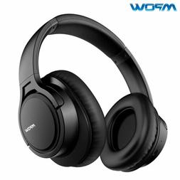 Gaming Headset Stereo Headphone Wireless 3.5mm Wired Mic For