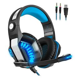 Gaming Headset for PS4 Xbox One Beexcellent GM-2 Gaming Head