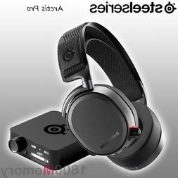 GENUINE SteelSeries Arctis Pro Wireless RF Gaming Headset Bl